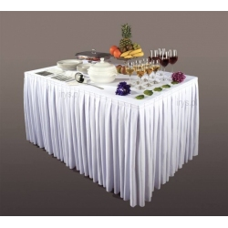 Falbany do stołu (Skirting)